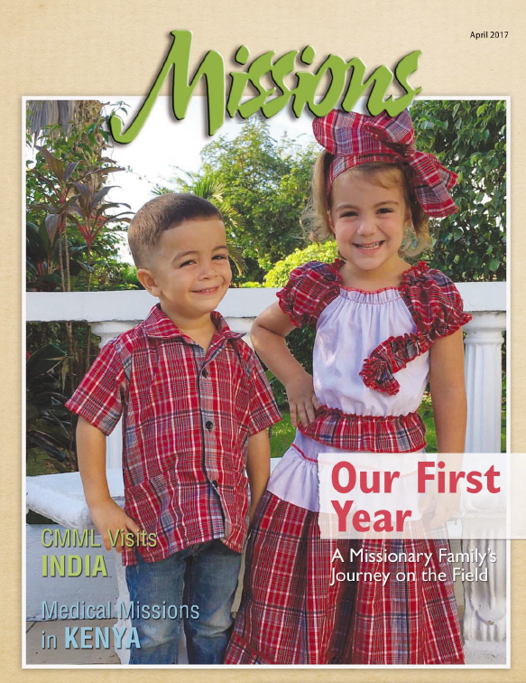 MISSIONS' REPORT COVER PHOTO