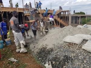 Kagan building project